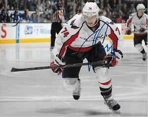 Autographed Washington Capitals John Carlson 8x10 Photo #2 Original