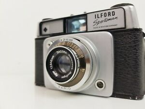 Vintage Ilford Sportsman Film Camera