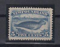 I3597/ CANADA – NEWFOUNDLAND – SCOTT # 54 MINT MH – CV 200 $