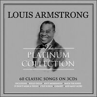 LOUIS ARMSTRONG  * 60 Greatest Hits  * NEW 3-CD Box Set * Original Songs *  NEW