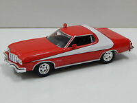 GREENLIGHT HOLLYWOOD 1:24 STARSKY & HUTCH 1976 FORD GRAN TORINO LIM ED ART 84042