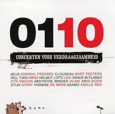 0110 concerten voor verdraagzaamheid (Gorki, Yasmine, Adamo, Axelle Red,...)(CD)