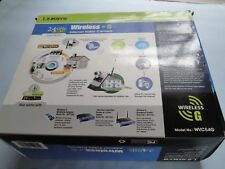 Linksys Compact Wireless-G Internet Video Camera WVC54G