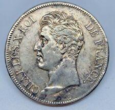 #13520/106 - France, Charles X, 5 Francs 1825 A, Paris