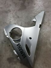 2006 06 Yamaha YZF R6s left Side Lower Fairing Cover