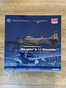 Hobby Master 1/72 A-1J Skyraider HA2904 56th SOW, 602nd Fighter Sqn