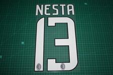AC Milan 08/09 #13 NESTA Homekit Nameset Printing