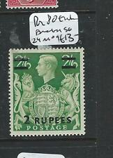 British P.O. Eastern Arabia (P3107B) Kgvi Sg24 Mog