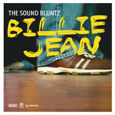 THE SOUND BLUNTZ - Billie Jean 2TR CDS 2002 HOUSE
