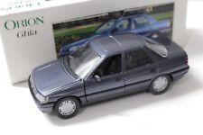 1:43 Schabak Ford Sierra Sedan dark brown NEW bei PREMIUM-MODELCARS