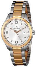 Maurice Lacroix Miros Women's Diamond two-toned Swiss watch MI1014-PVP13-150
