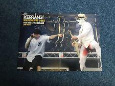 Fred Durst & Wes Borland/Jeremy McKinnon Double Sided Poster - Kerrang!