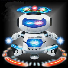 Children Robot Educational For Age 2 3 4 5 67 Year Old Boy Cool Gift XMAS Toy
