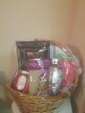Any occasion Woman Spa Gift Basket Watermelon Lemonade Bath & Body Works
