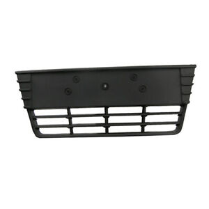 Fit For Ford Focus S SE Lower Bumper Grill Grille Black Plastic 2012-2014
