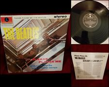 The Beatles_Please Please Me_ British ALL ANALOG_Parlophone PCS 3042 Very Clean