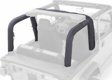 Rugged Ridge 13611.15 Full Roll Bar Cover 5-Piece Kit for 92-95 Jeep Wrangler