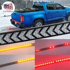 60 Led Tailgate Light Bar Reverse Brake Signal Strip For Chevy Ford Dodge Truck