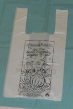 vintage Peanuts IT'S THE GREAT PUMPKIN, CHARLIE BROWN SHOPPING BAG video store