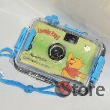 Fotocamera Subacquea Camera Impermeabile 3 Mt Rullino 35mm Autofocus f/9 28mm C