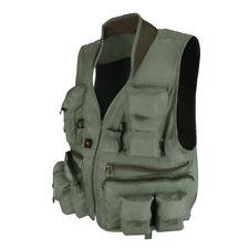 Travel Outdoor Fly Fishing Vest Sailing Hunt Jacket Mesh Breathable Multipocket