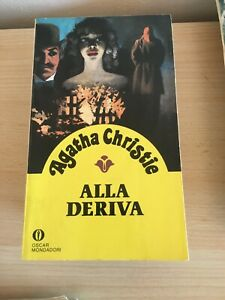 LIBRO ALLA DERIVA AGATHA CHRISTIE MONDADORI 1983 GIALLI 114 1694