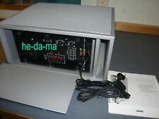 Loewe Subwoofer I Sound Aktiver Subwoofer/Bedienungsanleitung/Audiolink Kabel