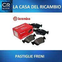 PASTIGLIE FRENO POSTERIORI BREMBO ALFA ROMEO BRERA 159 1.8 2.2 1.9 2.0 2.4 JTDM