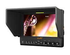 """LILLIPUT 663/O 7"""" MONITOR IPS HDMI YPbPr A/V USCITA HDMI IDEALE PER CANON 5D 7D"""