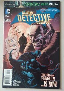 Batman Detective Comics The New 52 Issue 13