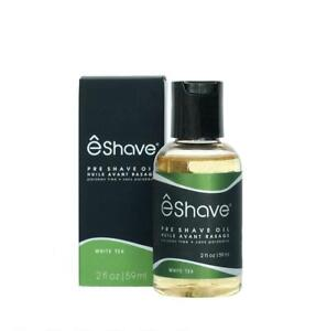 eShave Pre Shave Oil White Tea 2oz