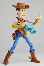 KAIYODO Legacy of Revoltech Toy Story Woody action figure DISNEY