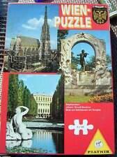 Vintage Piatnik Puzzle Wien 3 x 120 Teile