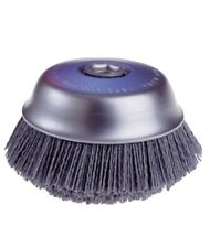 Osborn 32131 6 Cup Brush With 1 12 120 Grit Log Home Brush