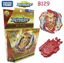New Takara Tomy Beyblade Burst B-129 Cho-Z Achilles 00 With Left Right Launcher