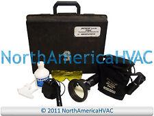 Spectroline TLK-100 Refrigerant Fluorescent Leak Detection Kit W/ Light & Case