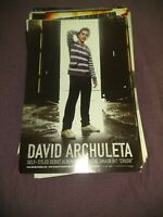 Vintage Promo Poster  DAVID ARCHULETA
