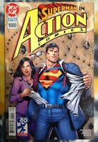 ACTION COMICS #1000 1990 Jurgens Cover - DC Comics / 1st Rogelio Zaar / Bendis