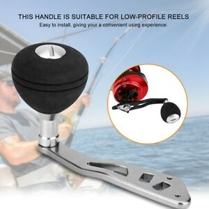 Fishing Reel Rocker Single Fishing Rocker Handle EVA Crank Arm for Bait Wheels