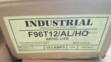 ( Pack of 15)--Industrial F96T12/AL/HO (Fluorescent Bulbs) ARTIC LITE