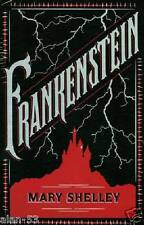 FRANKENSTEIN ~ MARY SHELLEY ~ NEW LEATHER FLEXI-BOUND GIFT EDITION
