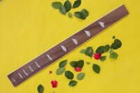 Rosewood Electric Guitar Fretboard 24fret 25.5''inch Guitar Luthier Supply #5