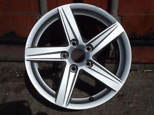 Genuine Audi alloy wheel, 7J x 15 ET 48,  slight cosmetic marks.