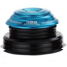 Aerozine Semi integrated tapered headset 44/56 iits 44mm x 56mm mtb bike bleu