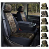 Seat Covers Realtree Camo For Chevy Tahoe Coverking Custom Fit