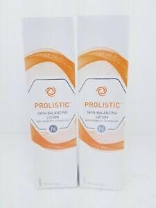 (2) Nerium Prolistic Skin Balancing Lotion 5 fl.Oz Exp 12/2019 - NEW SEALED!
