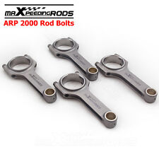 H-Beam connecting rods for Audi A3 A4 A6 S3 TT VW Golf 1.8T 144/20mm ARP 2000