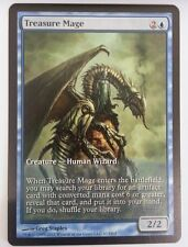 Magic the Gathering MTG 4x Treasure Mage Promo x4 LP/LP+ Playset x 4 Game Day