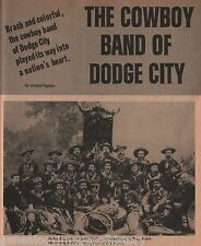 Dodge City Cowboy Band+Beeson, Crittenden, Huston, General Sherman,Swing, Welch