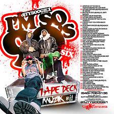 DJ TY BOOGIE IM SO 90's pt6 (TAPE DECK MUZIK, HIP HOP & BLENDS) MIX CD